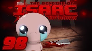 UNLOCKING THE LOST PART 1 | The Binding of Isaac ANTIBIRTH | Ep 98 | Rebirth mod / modpack