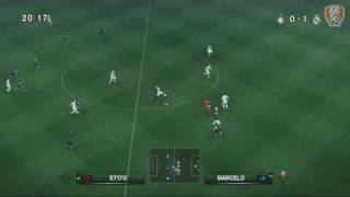 PES 2010 Gameplay Real Vs Inter - PESFan.com - Part 1
