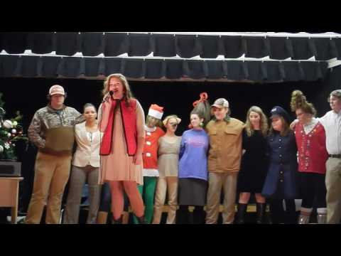 Millry High School Drama Club: How the Grinch Stole Christmas Part 3