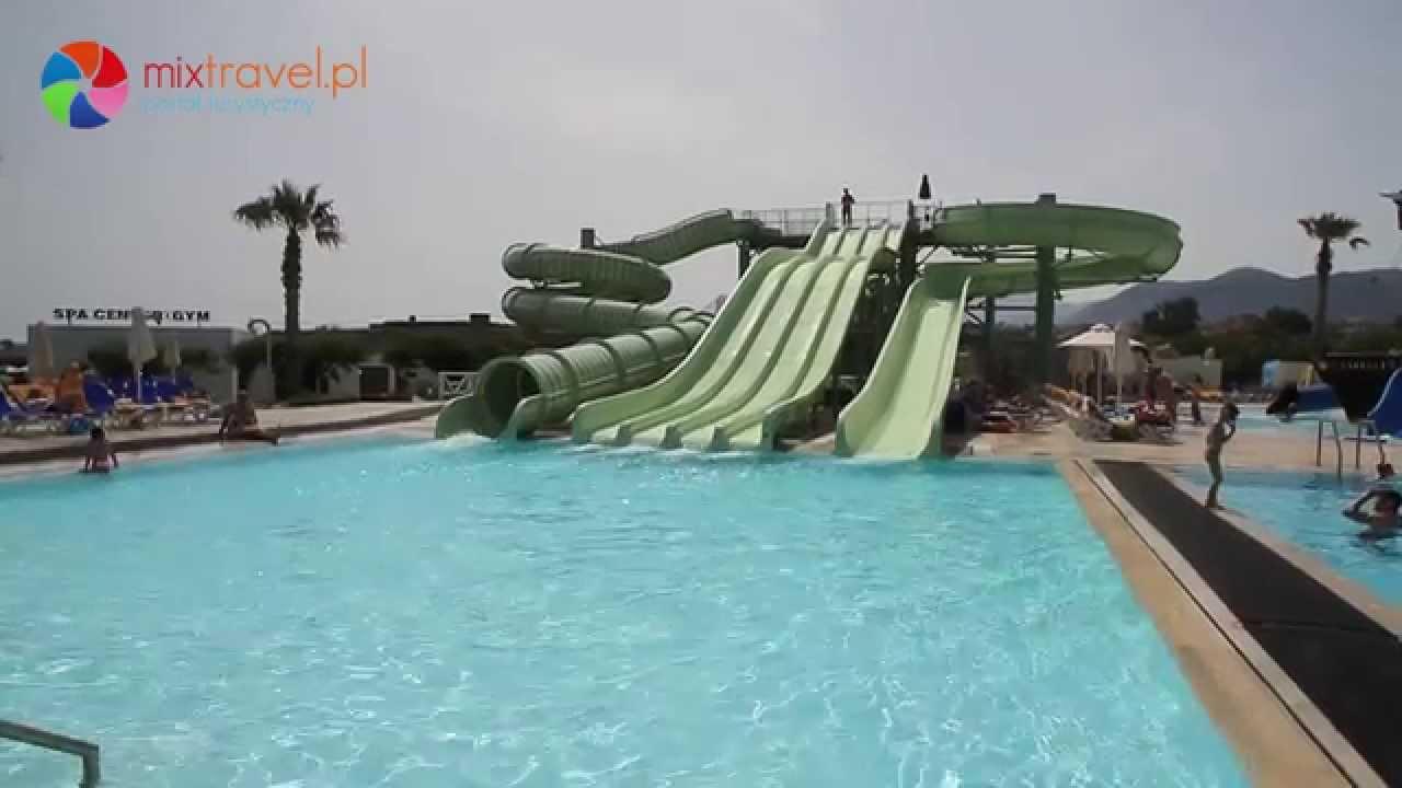Hotel Lyttos Beach Youtube