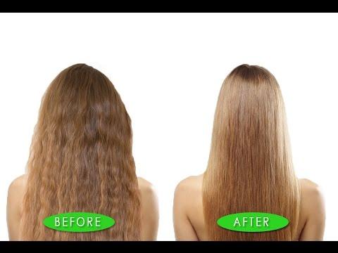 خلطة طبيعية لتنعيم الشعر الخشن بسرعة - مجربة