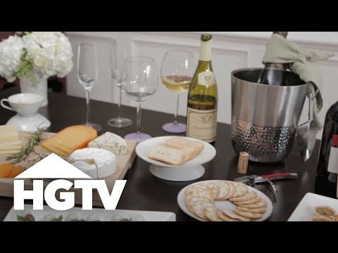 10 Quick and Easy Party Menu Ideas - HGTV