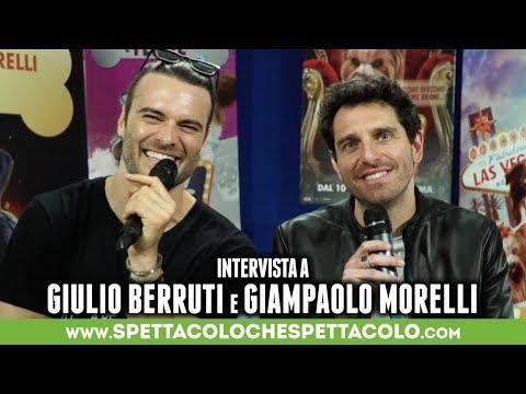DOGS  Giampaolo Morelli e Giulio Berruti intervistati