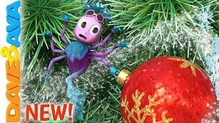 Download lagu Itsy Bitsy Spider Christmas Version Nursery Rhymes for Babies Christmas Songs Dave and Ava MP3