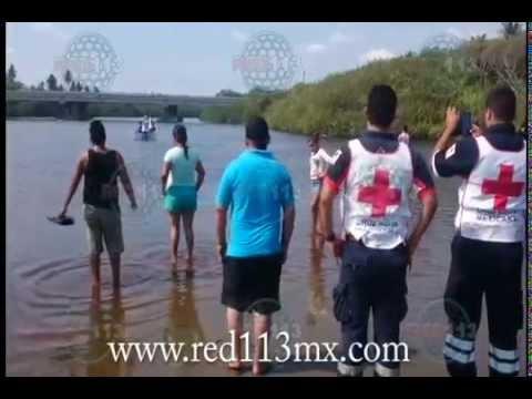 LÁZARO CÁRDENAS Cocodrilo ataca a niño queretano en Barra de Santa Ana; la víctima no aparece thumbnail