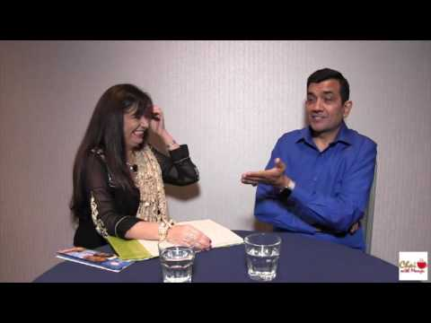 Interview of Chef Sanjeev Kapoor supporting Akshaya Patra: Chai with Manju
