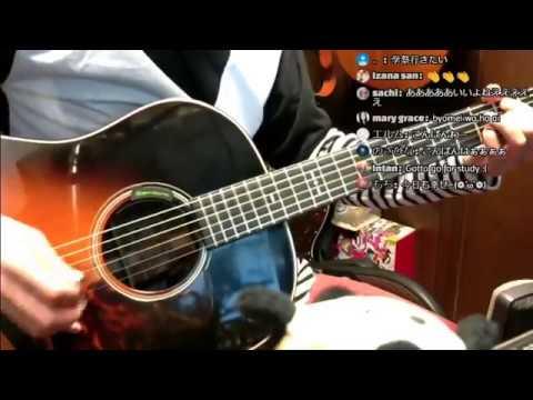 Download Youtube: Guitar Streaming! 埼玉の大学祭出るよ~ 739 2017/10/18