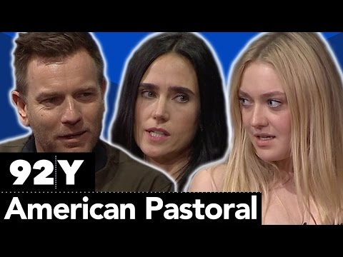 Ewan McGregor, Jennifer Connelly and Dakota Fanning on American Pastoral