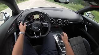AUDI TT COUPE 2.0 TSFI QUATTRO 230PS TEST DRIVE POV by BadenmotorsTV