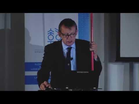 Hans Rosling Public Lecture in Tbilisi, Georgia