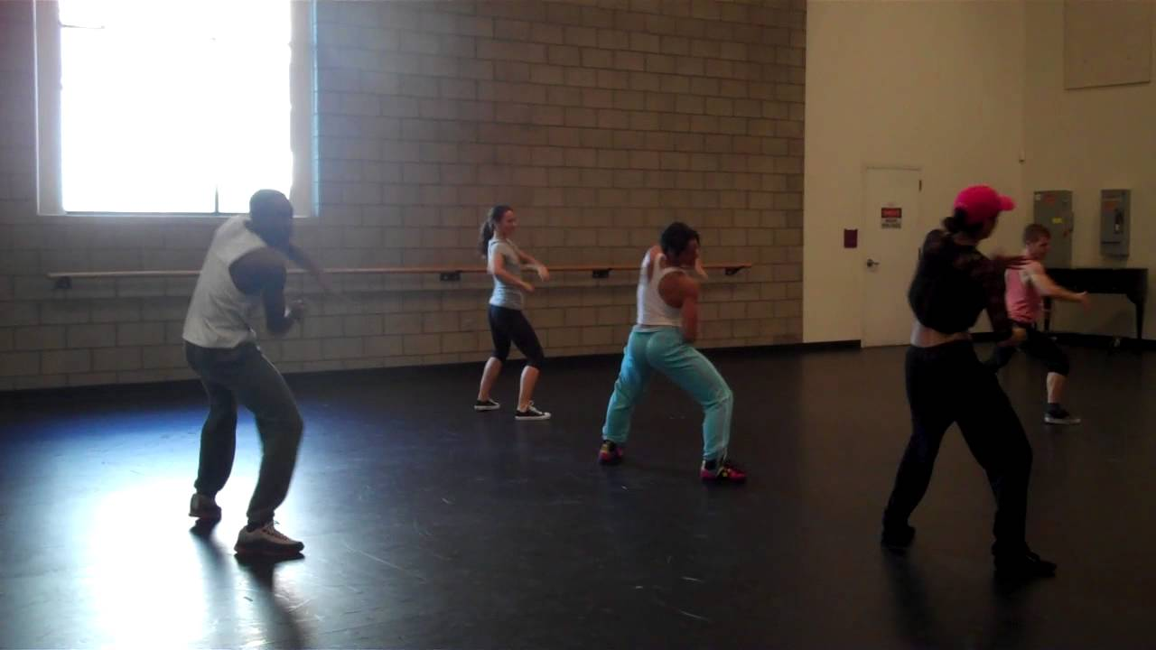 RDT Community School - Hip Hop Dance Class 10/19/13