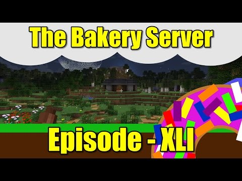 Minecraft :: The Bakery Server :: Episode 41 - The Tree Shop!