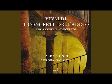 Violin Concerto in B-Flat Major, RV 371: II. Larghetto