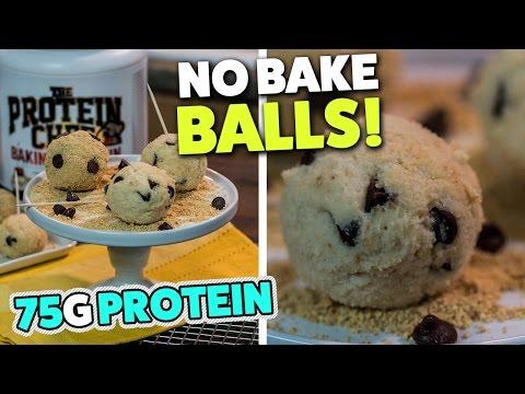 5 Minute PROTEIN Cheesecake BALLS Recipe