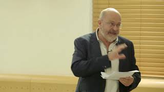 Memorial Lecture with John Sweeney 15 10 18