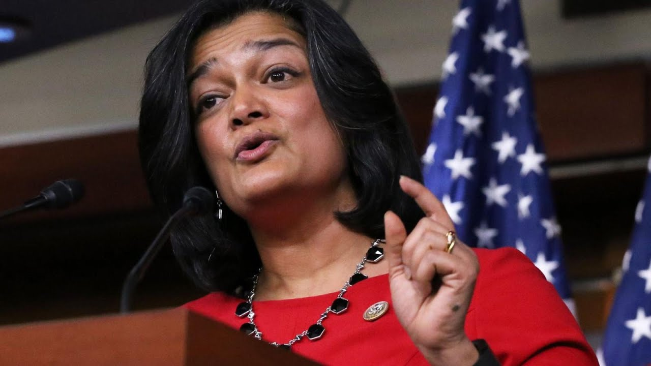 Pramila Jayapal Says Forcing A Vote On Healthcare Will Actually Kill The Single Payer Movement 😒