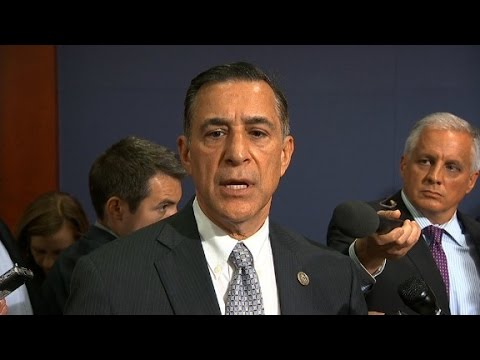 Rep. Issa: Comey thought he was larger than he was