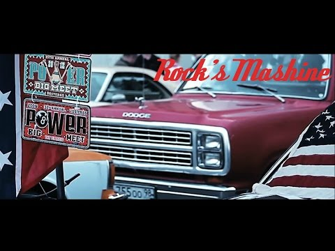 Muscle car show, american retro cars