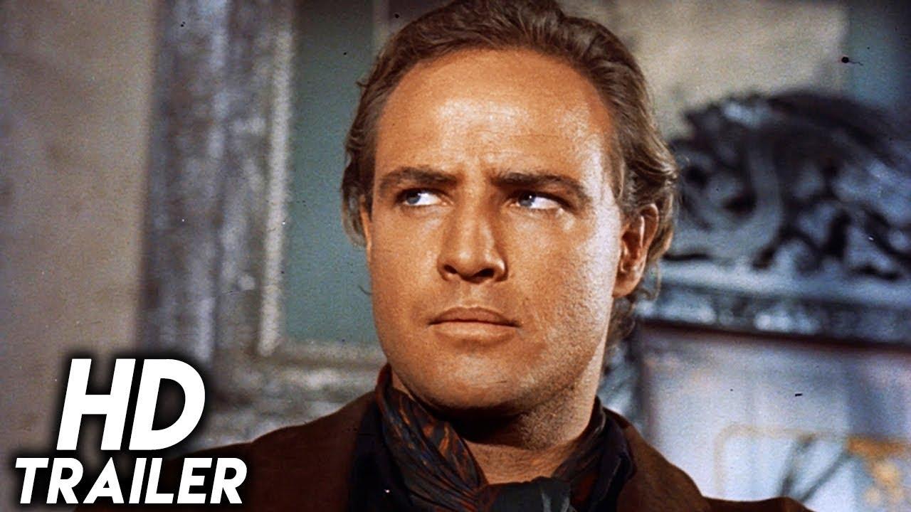 Download One-Eyed Jacks (1961) ORIGINAL TRAILER [HD 1080p]