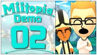 MIITOPIA Part 2: PRIESTER CREEPY & Das ENDE der DEMO!