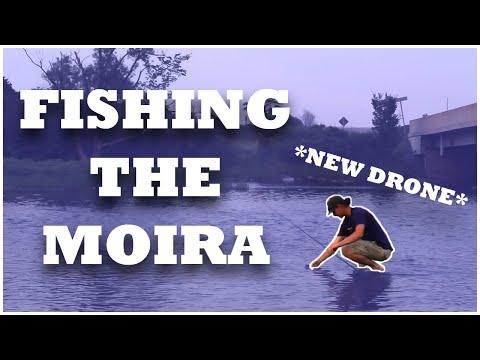 FISHING THE MOIRA (Urban Fishing For Smallmouth)
