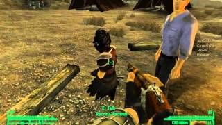 Fallout New Vegas - Legion Captives