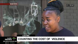 Economics Unbound - Counting the cost of violence, 12 September 2019
