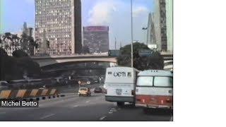 São Paulo antiga - Sons da cidade