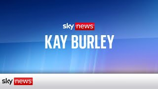 Sky News Breakfast with Kay Burley: When can we remove our masks?
