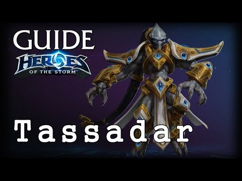 видео: Гайд Тасcадар (dd) hots  - guide tassadar (dd) heroes of the storm - hots Гайд Тасcадар (dd)