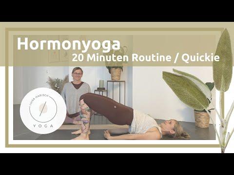 Hormon Yoga |