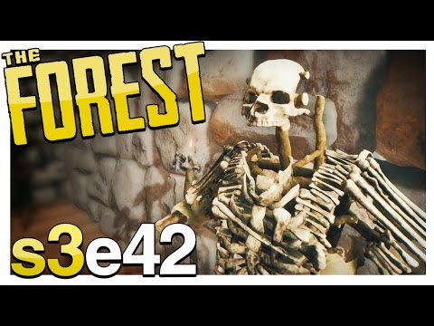 UPDATE! ARMOR MANNEQUIN + LARGE ROCK & LOG HOLDERS | The Forest Gameplay S3E42 (Alpha v0.45)