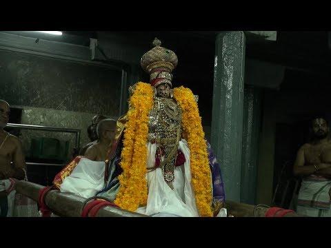 Kanchi Varadarajan - Vaikasi Brahmothsavam 2018_ Day 02 Morning_Irandaam Kaappu_17m 34s