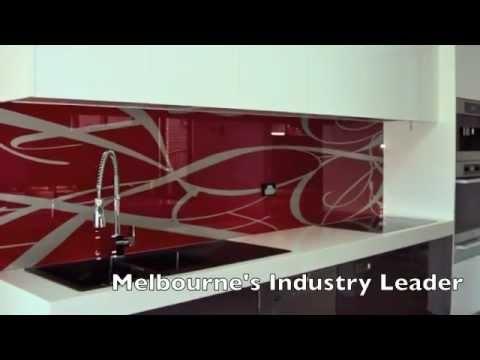 Glass Splashbacks / Kitchen Glass Splashbacks - YouTube