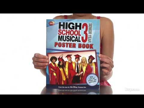High School Musical 3 Poster Book