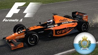 F1 2000 Mod Career Mode - Part 3 San Marino Grand Prix (F1 2013 Mod)
