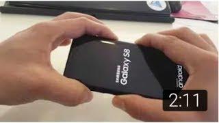 Hard reset completo Galaxy s8 s8 plus até quando ele não desliga desbloquear formatar