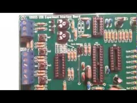 velleman p8055 1 software