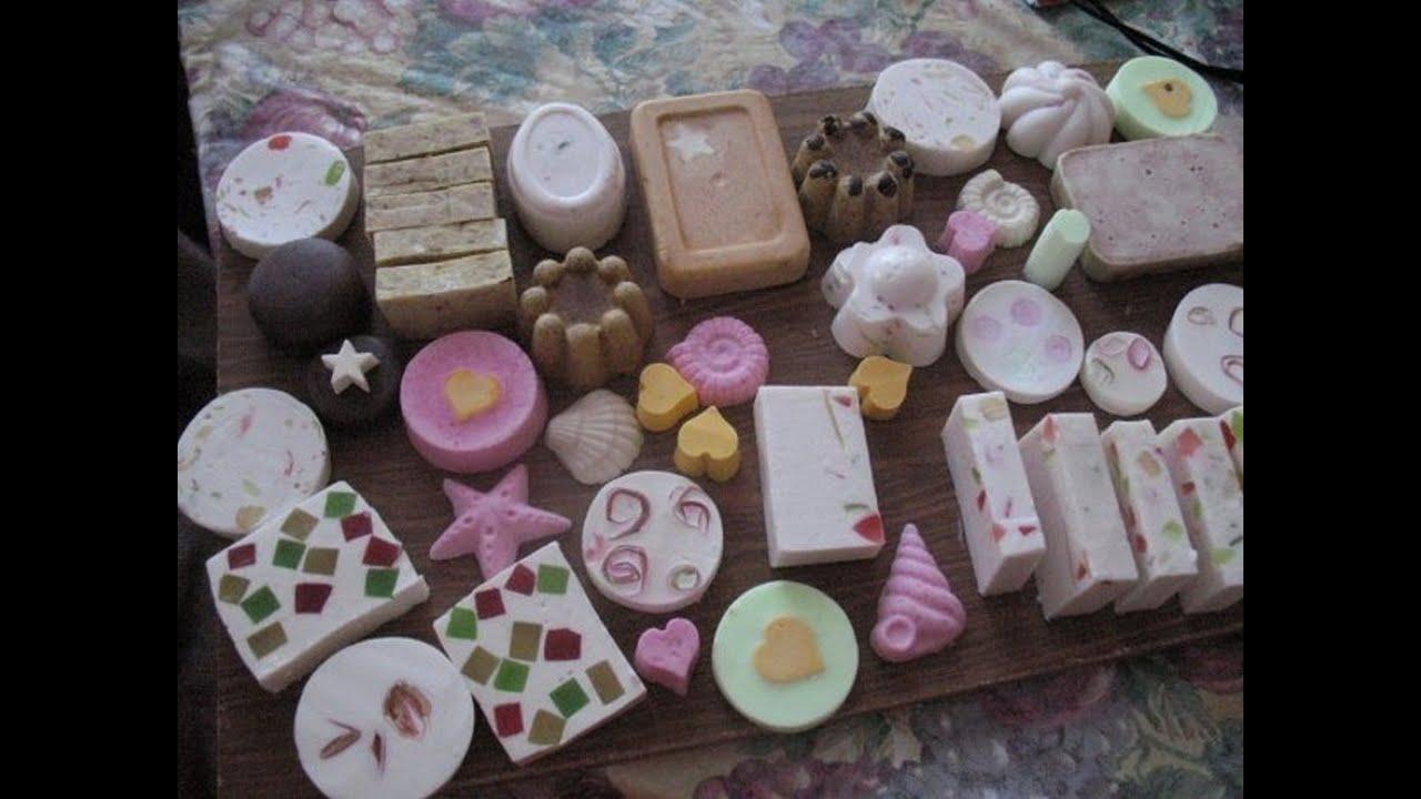 Мыло ручной работы в домашних условиях для начинающих из детского мыла