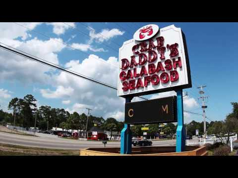 The Best Seafood Buffet With Lobster In Myrtle Beach At Crab Daddy's