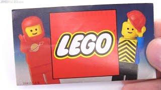 A look through a LEGO mini-catalog from 1979