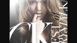 A song of Crystal Kay, Namida ga afurete mo on this best ! I discov...