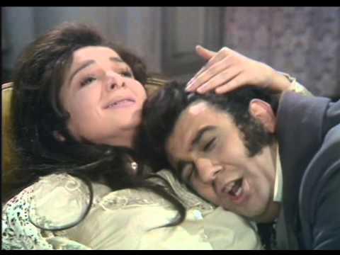 Placido Domingo & Teresa Stratas - Parigi o cara 1971