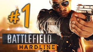 Battlefield Hardline - Parte 1: Guerra ao Tráfico! [ PC - Playthrough em Português do Brasil ]