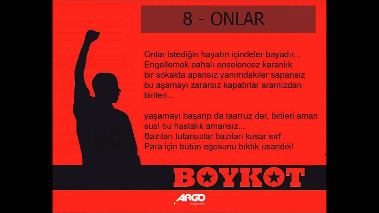 Boykot - Geri Dönmek Yok