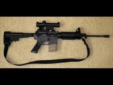 AR-15 & Mini 14: Survival preparedness