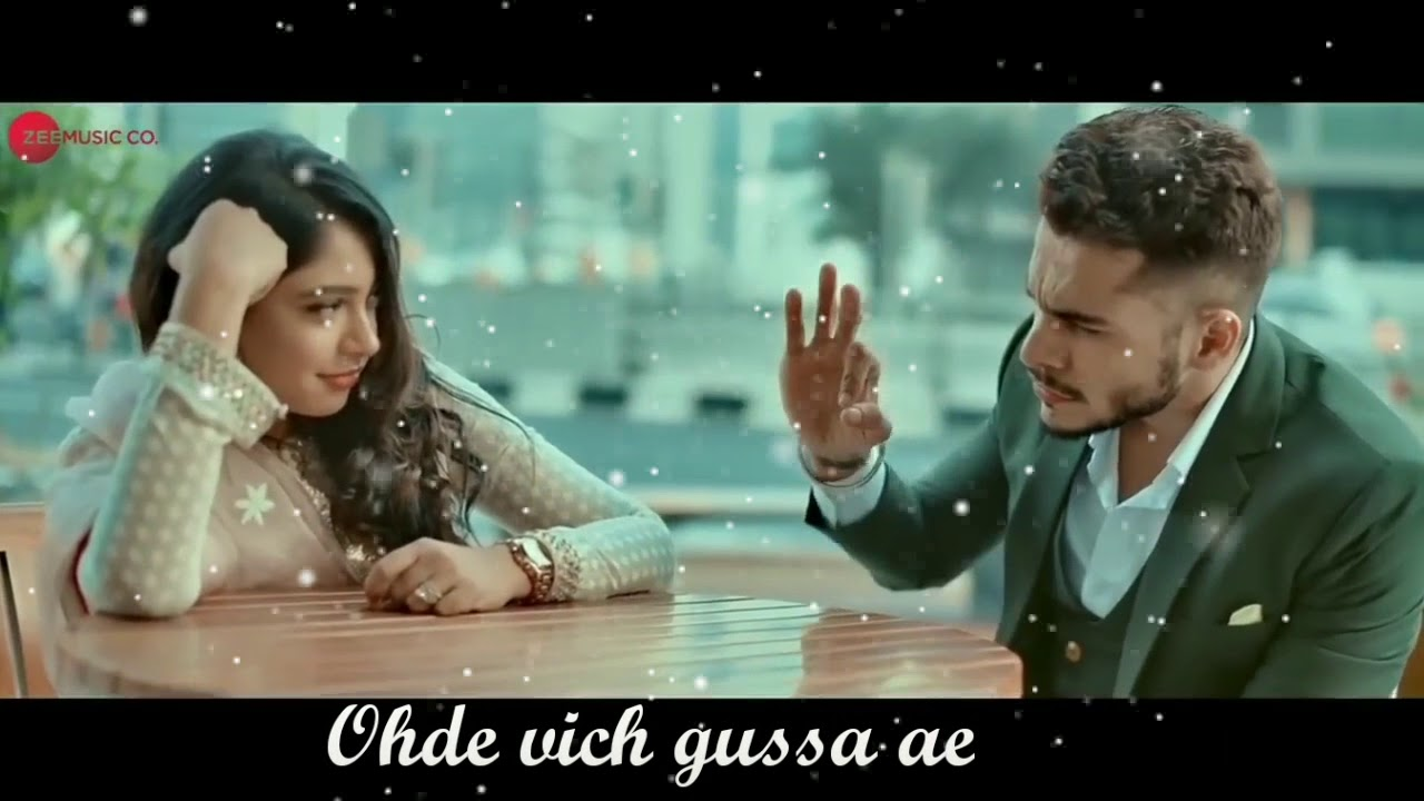 Gussa song whatsapp status | cute and sad love story for ...