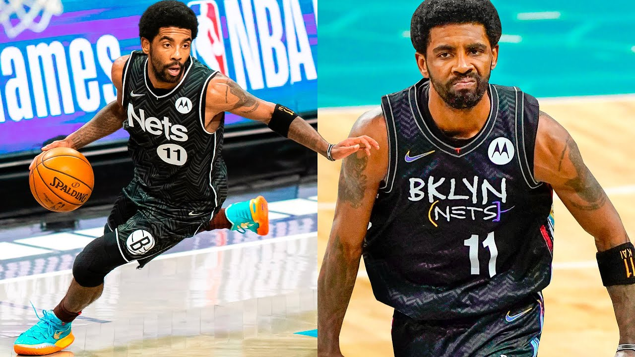 Kyrie Irving – Most NASTY Brooklyn Nets Highlights! 😈