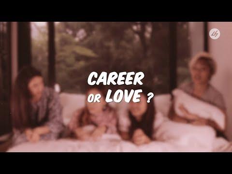 Do girls really choose their career over love?