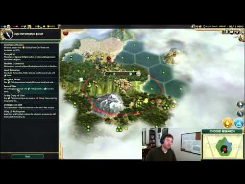 Civilization 5 - Filthy's Religion Guide